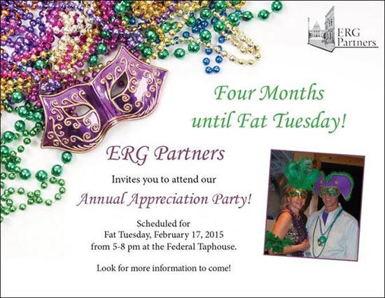 ERG Partners' Annual Appreciation Party