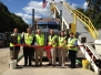 D&I Silica Holds Ribbon Cutting Ceremony for Kittanning Transload Facility