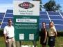 Knouse Foods Unveils Solar Array