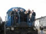 Wheeling & Lake Erie Railway Hosts Local Officials Tour of Rook Yard